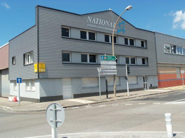 National 1 Produits de la mer congelés à Boulogne Sur Mer